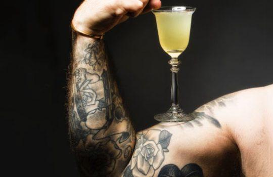 Bar de cocktails