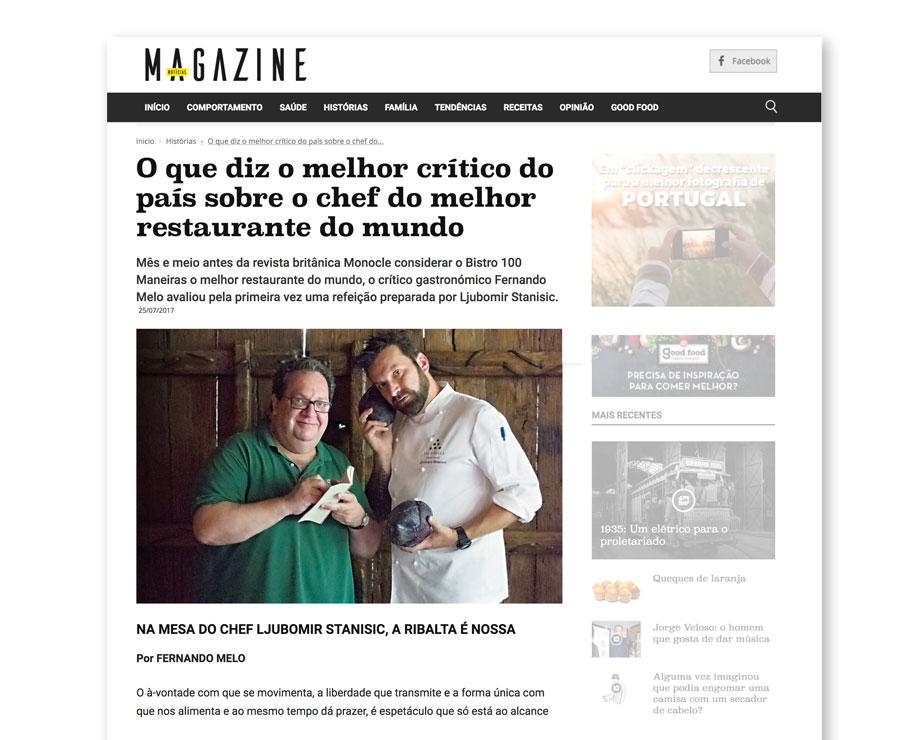 NMagazine