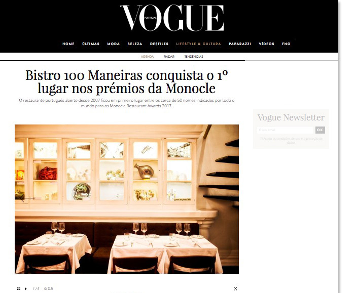 Vogue-Monocle
