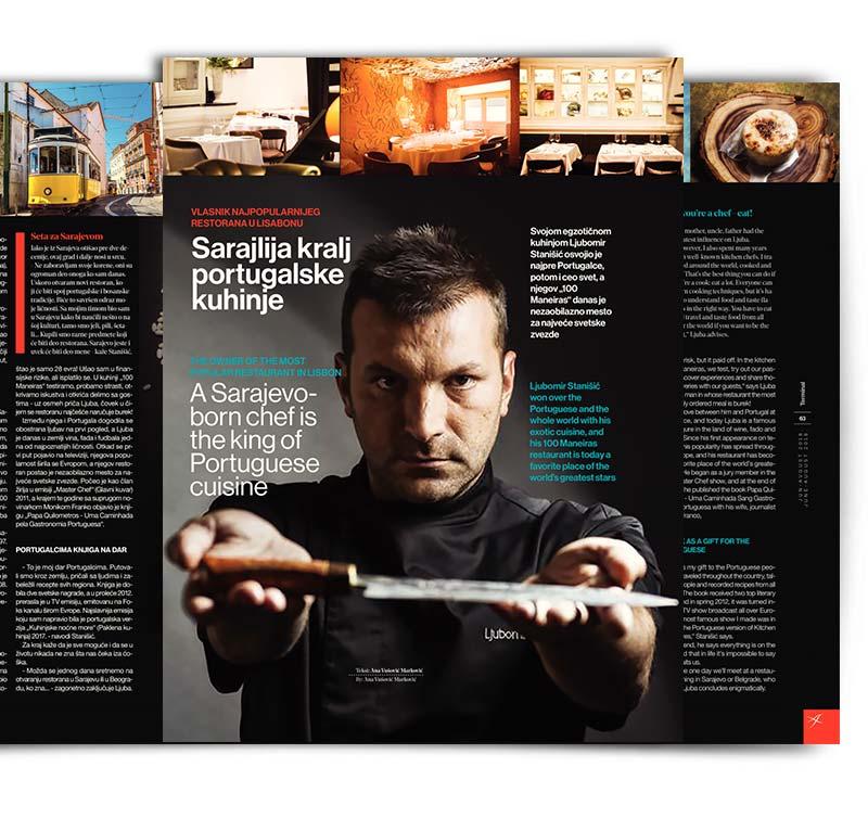 Terminal magazine, Junho 2018
