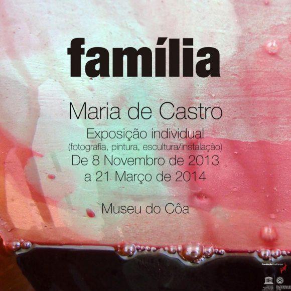 Família, por Maria de Castro