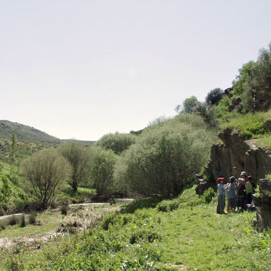 Visita à Penascosa