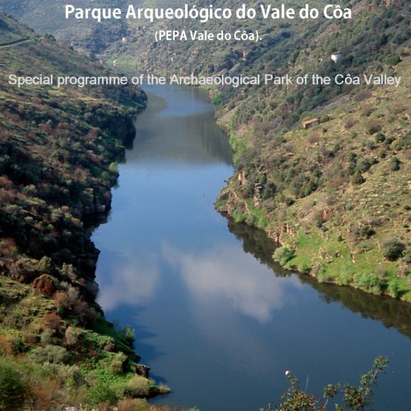 Lançamento do programa especial do Parque Arqueológico do Vale do Côa