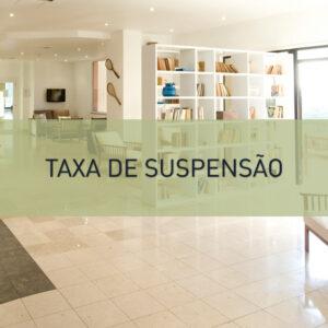 Taxa de Suspensão