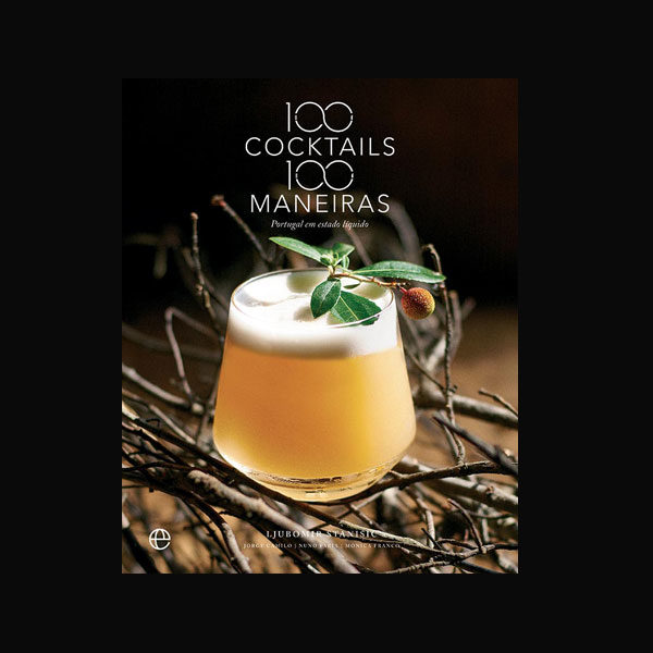 livro 100 Cocktails 100 Maneiras