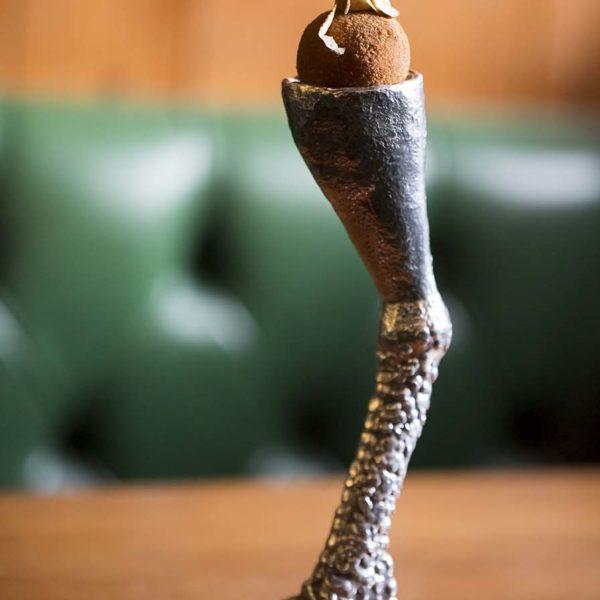 Chicken foot Eurico Rebelo