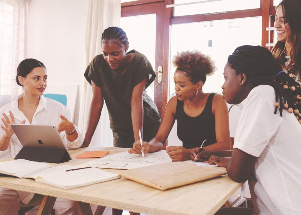 Comunicação em equipa, trabalho de equipa
