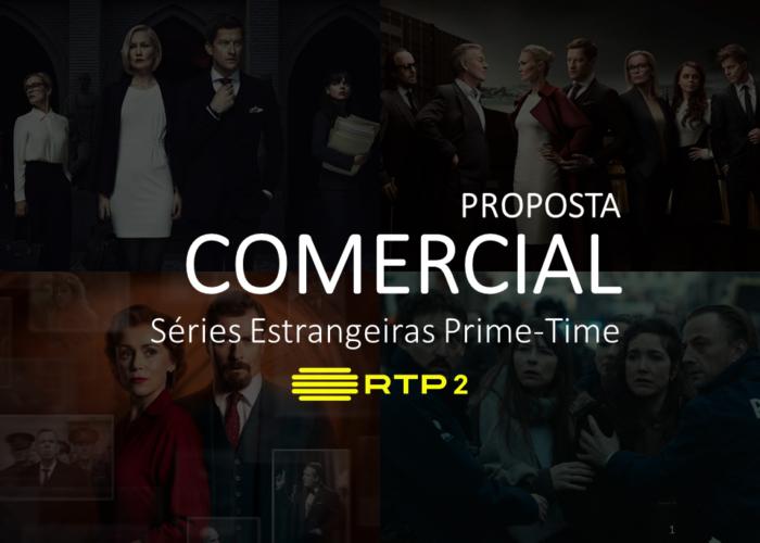 Séries Estrangeiras Prime-Time
