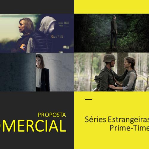 Séries Estrangeiras Prime-Time – RTP2