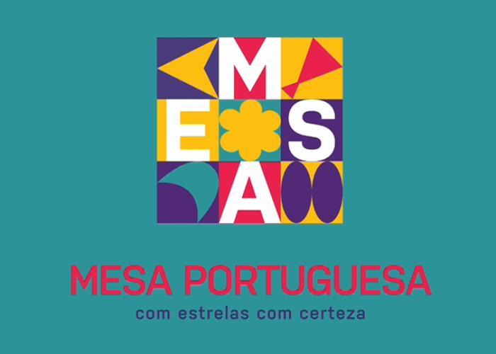 Mesa Portuguesa…Com Estrelas Com Certeza!