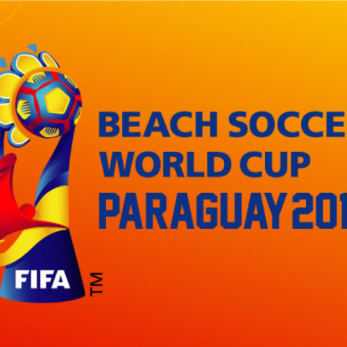 FIFA BEACH SOCCER  WORLD CUP PARAGUAY 2019™