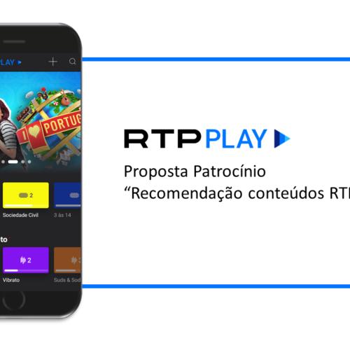 RTP Play – #FiqueEmCasa