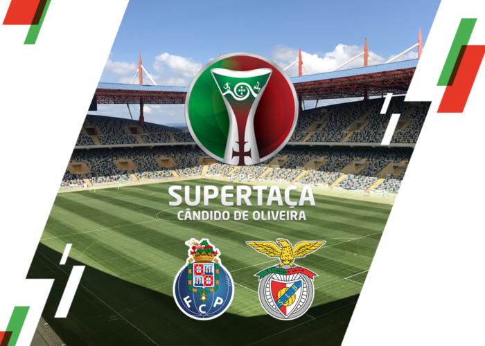 Supertaça Cândido de Oliveira – FC Porto x SL Benfica